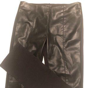 Faux leather pants/leggings